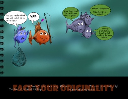 Face your originality